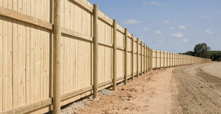 commercial fencing cheshire