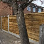 garden fencing sale, cheshire