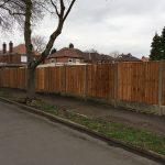garden fencing timperley, cheshire
