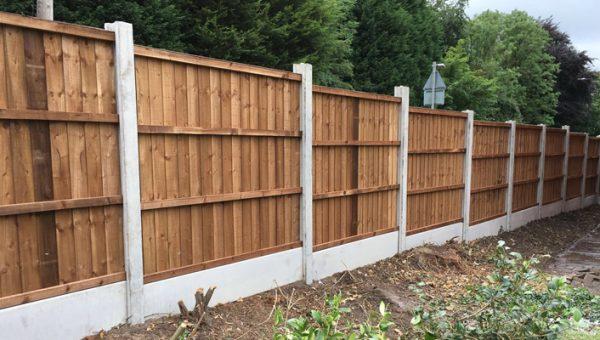 fencing altrincham cheshire