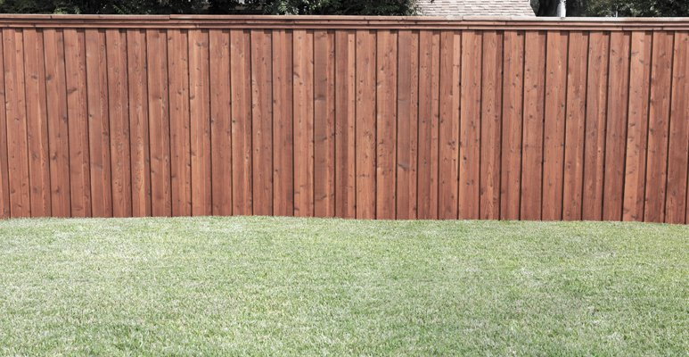 fence panels fro your garden