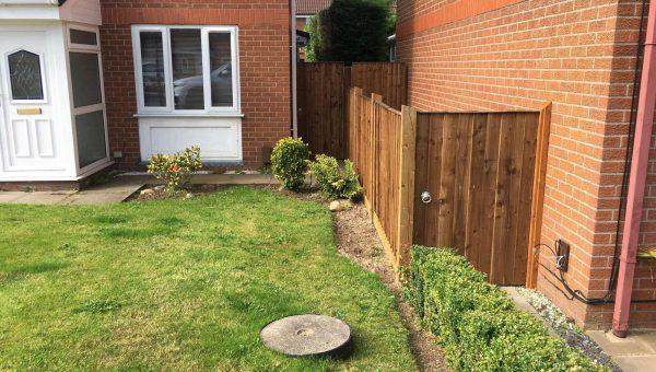 Need A New Garden Gate