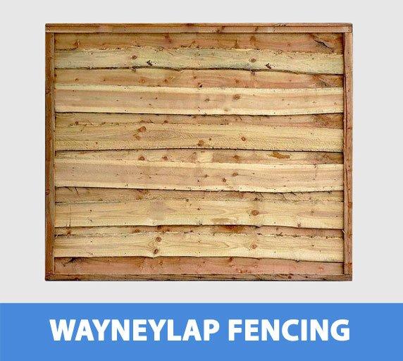 wayneylap garden fencing