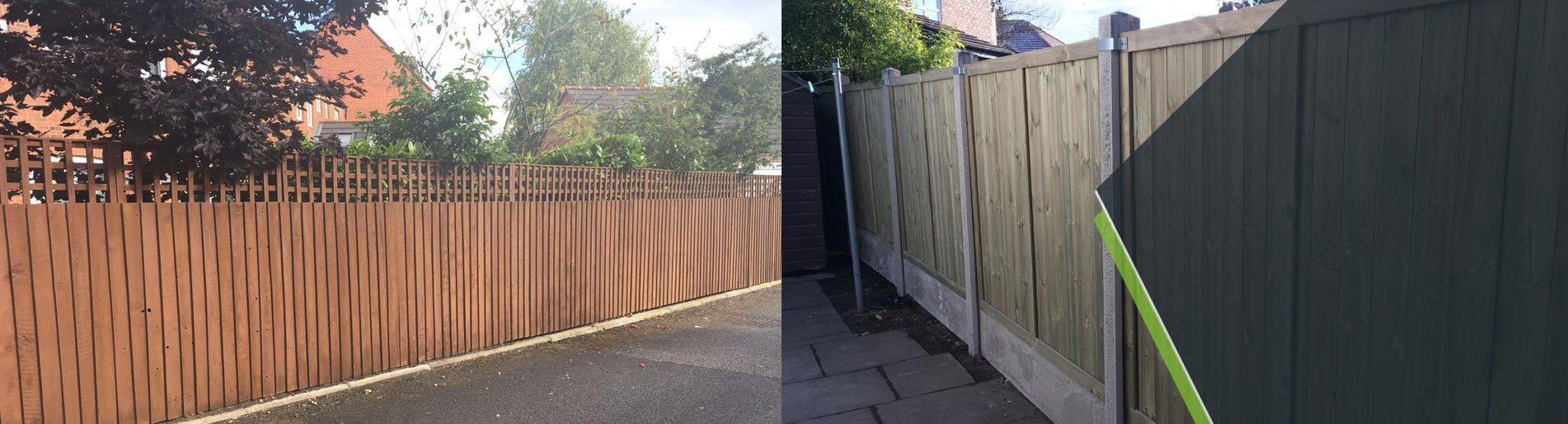 garden fencing jobs